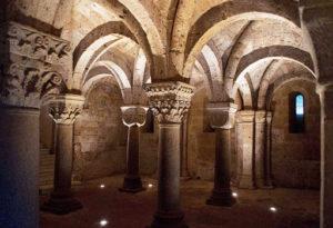 cripta di Acquapendente