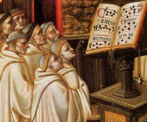 Andrea Rovelli. musica gregoriana